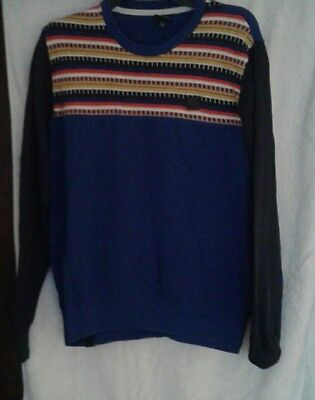 gents bench  sweater size  x l