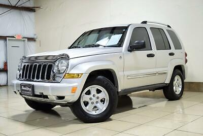 2006 Jeep Liberty Limited 2006 Jeep Liberty Limited CRD 4X4 NAV SUNROOF HARD TO FIND SUPER CLEAN