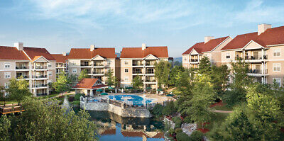 Wyndham Branson at the Meadows **154,000 Annual Points** Deeded