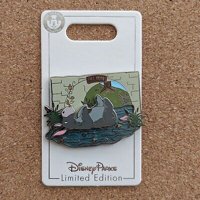 Eeyore Fall Pin 2019 Disney Parks Winnie the Pooh LE 2000 Limited
