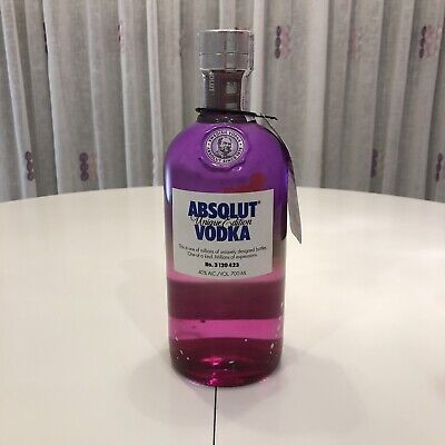 Limited Edition 700ml ABSOLUT Vodka 2010