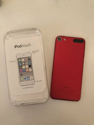🖤APPLE IPOD TOUCH 6th Gen RED PERFECT CONDITION 🖤