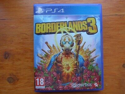 MINT Borderlands 3 ps4 FAST