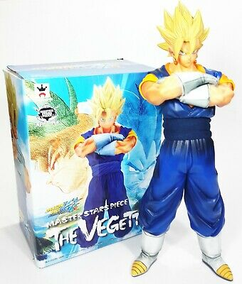 "Dragon Ball Kai Master Stars Piece the Vegetto 30cm "" Incomplete "" Son Goku/"