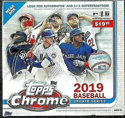 2019 Topps Chrome Update - Complete (100) Card Base Set - Loaded with Rookies RC