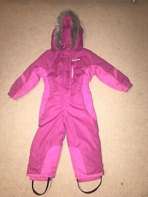 Campri Pink Ski Suit - 2 To 3 Years - BNWT