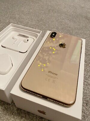 Apple iPhone XS Max - 64GB - Gold (Unlocked) A2101 (GSM)