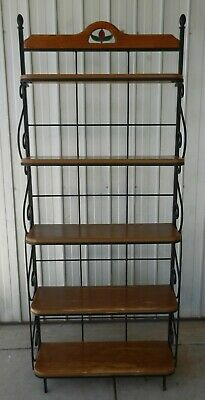 Hallway Stand Wrought Iron lead Light Centre Vintage Modern