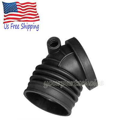For Air Cleaner Filter Box Intake MAF Rubber Hose Duct Tube Throttle Body B081