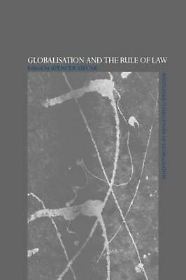 Globalisation and the Rule of Law by Spencer Zifcak (English) Paperback Book Fre