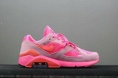 DS NIKE AIR Max 180 CDG US7 AO4641 600 Comme Des Garcons