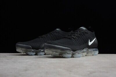 Nike Air VaporMax Flyknit 2 Men's Running Shoes 942842-001 【Black】