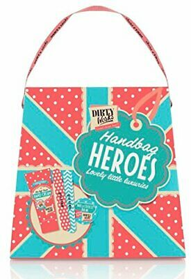 Dirty Works Handbag Heroes Hand Care Gift Set New In Box