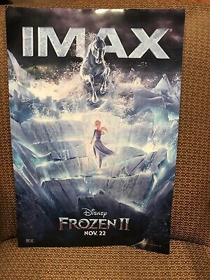 Disney Frozen Two Double Sided Poster