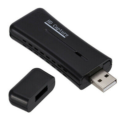 HDMI to USB 2.0 Video Capture Card HD Records fits for Wins XP/Vista/7/8/10 YMCI