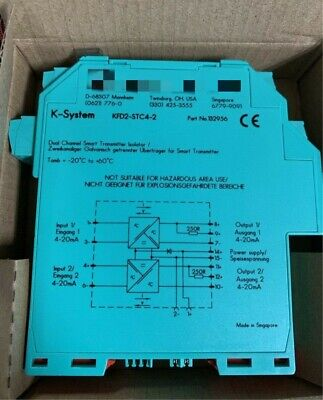 1PC NEW Safety barrier KFD2-STC4-2