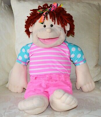 The Original Real Rigadoon Puppet Doll 90's Vintage 72cm Rare