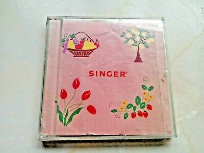 Singer Embroidery Memory Card