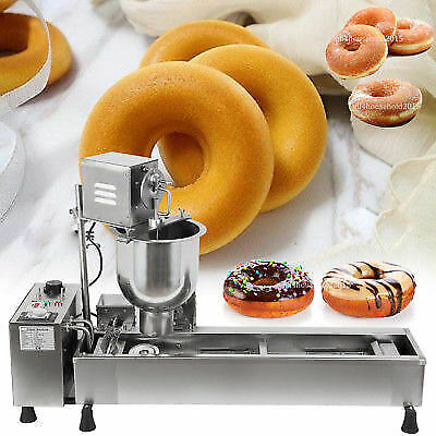 Commercial countertop Automatic Donuts Making Machine, donuts maker