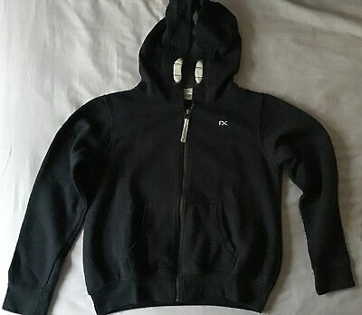 Next Girls Blue Hooded Track Suit Top Age 12 Yrs