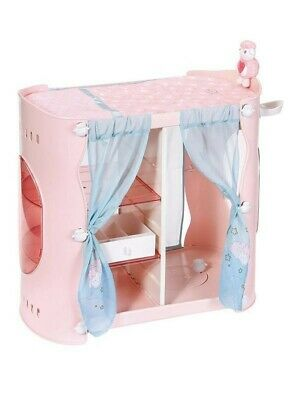 NEW Zapft Creation Baby Annabell Sweet Dreams 2-in-1 Unit Doll Playset RRP £75