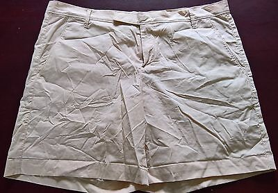 Miss Sixty - Ladies Beige Shorts - Size 30 - Excellent Condition