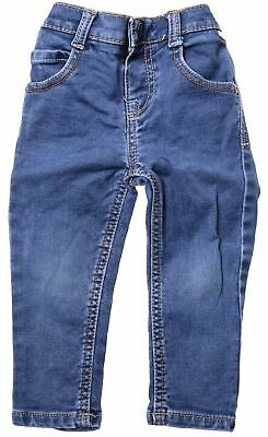 TED BAKER Boys Jeans 9-12 Months W16 L10 Blue Cotton Skinny  LY03