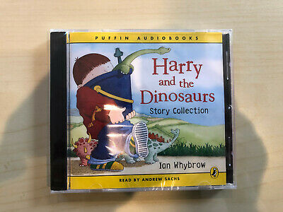 Harry and the Dinosaurs | Story Collection | Puffin Audiobooks *NEW & SEALED*