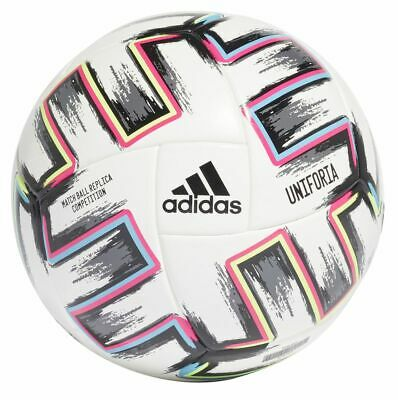 Adidas Football Soccer UEFA Euro 2020 Uniforia Competition Ball Size 4, 5