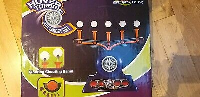 Hover Turbine Air Target Set Floating Shooting Game age 6+