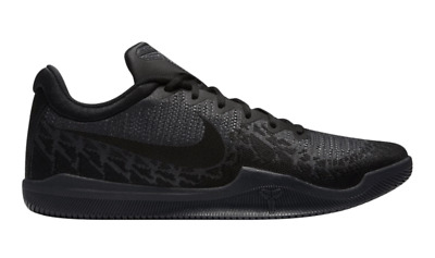 NIKE KOBE BRYANT Mamba Rage Low Basketball Shoes Black Grey
