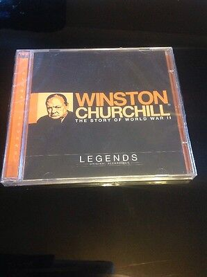 Winston Churchill The Story Of World War II - New & Sealed