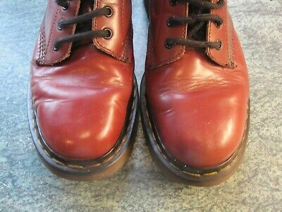 Dr Martens 8 eyelet cherry/oxblood 1460 Size 8 Priced to sell