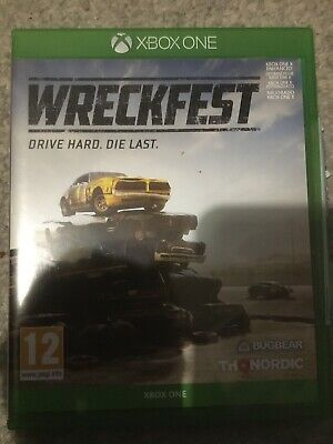 Wreckfest Xbox One Game Complete