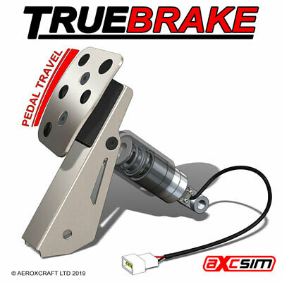 TrueBrake  -  Brake Pedal Mod for Logitech G29 / G920 Racing Wheel