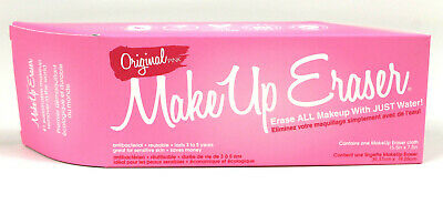 The Original Pink MakeUp Eraser Cloth New In Package