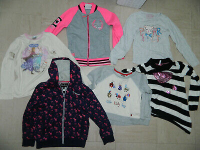 Next girls' jumpers/ Hoodie bundle Age 7/8 years