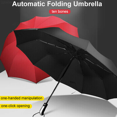 D21E 10 Bones Anti-UV Umbrella Automatic Umbrella Outdoor Large Protective