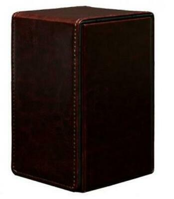 Ultra Pro Card Protection Alcove Tower - Cowhide MINT