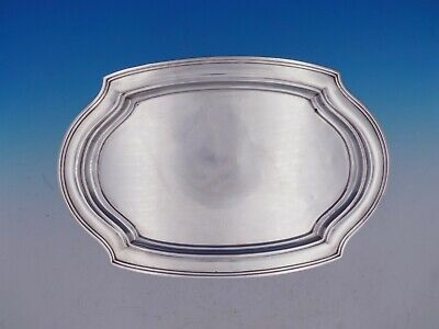 Washington by Wallace Sterling Silver Serving Tray Marked #1850 (#4517)