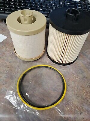 REPLACES FD4609 CASE OF 2 FUEL FILTER F66301 FOR 6.4L TURBO DIESEL