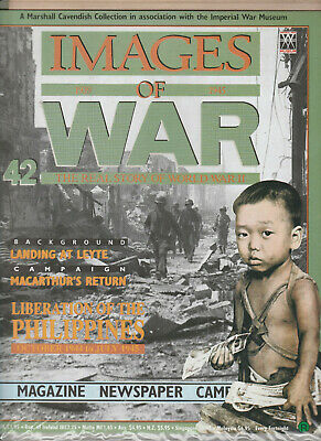 IMAGES OF WAR Magazine Issue 42 - LIBERATION OF THE PHILIPPINES