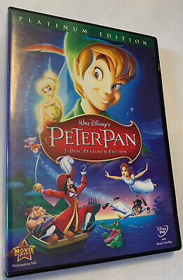Peter Pan (Two-Disc Platinum Edition DVD)