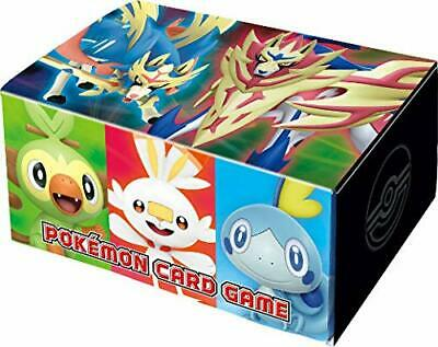 Pokemon Card S1W/S1H Original Card Box Sword & Shield Booster Pack limited