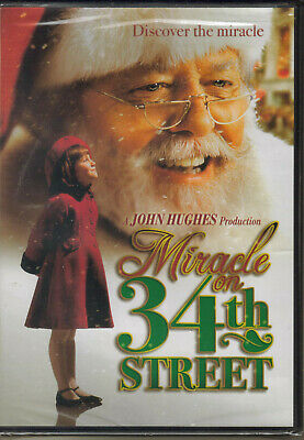 Miracle on 34th Street (DVD, 2007, Sensormatic)