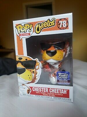 Funko POP! Chester Cheetah Funko Hollywood Grand Opening Exclusive