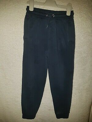 Boys Age 9 Years Blue Jogging Bottoms Trousers Next Good Quality And Condition