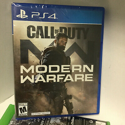 Call of Duty: Modern Warfare Standard Edition - PlayStation 4 , NEW , SEALED