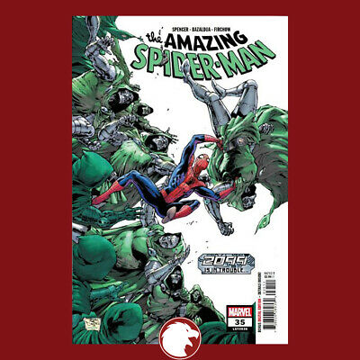 The Amazing Spider-Man, Vol. 5 #35 A Regular Daniel Cover 1st Print (WK49.19)
