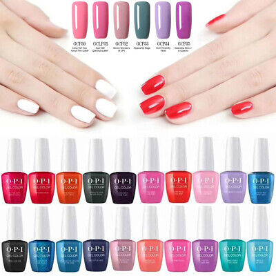 New OPI Nail Art Gel Color Polish Soak-off UV/LED Manicure DIY Varnish 155Colors